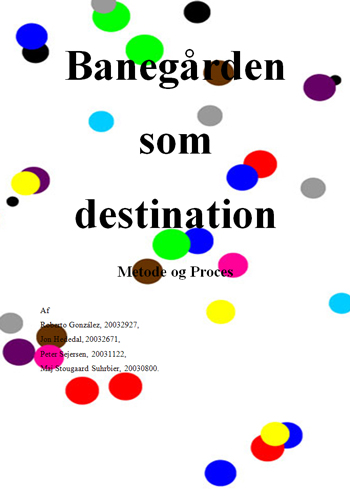 Banegården som destination