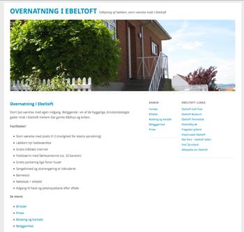 overnatningiebeltoft.dk