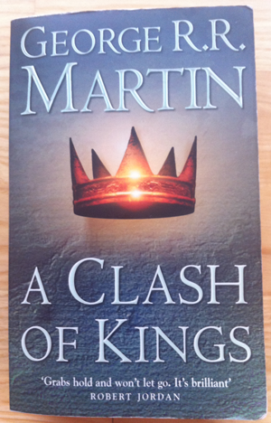 George R.R. Martin: A Clash of Kings