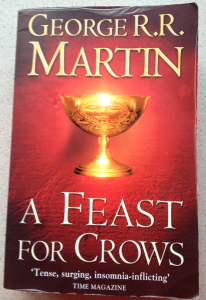George R.R. Martin: A Feast for Crows