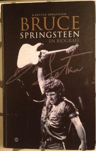 Karsten Jørgensen: Bruce Springsteen, en biografi